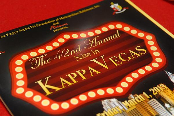 Kappa Vegas 2013 Set 1
