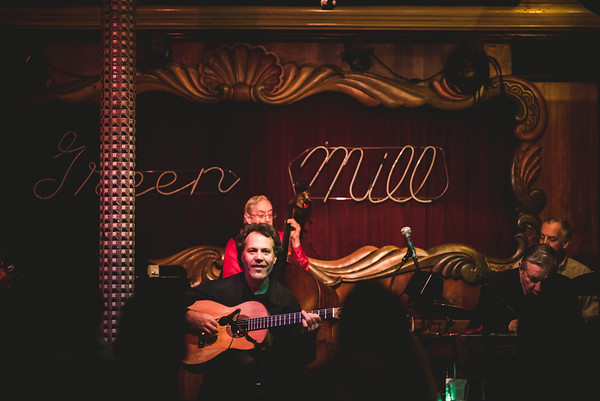 Green Mill - Alfonso Ponticelli and Swing Gitan