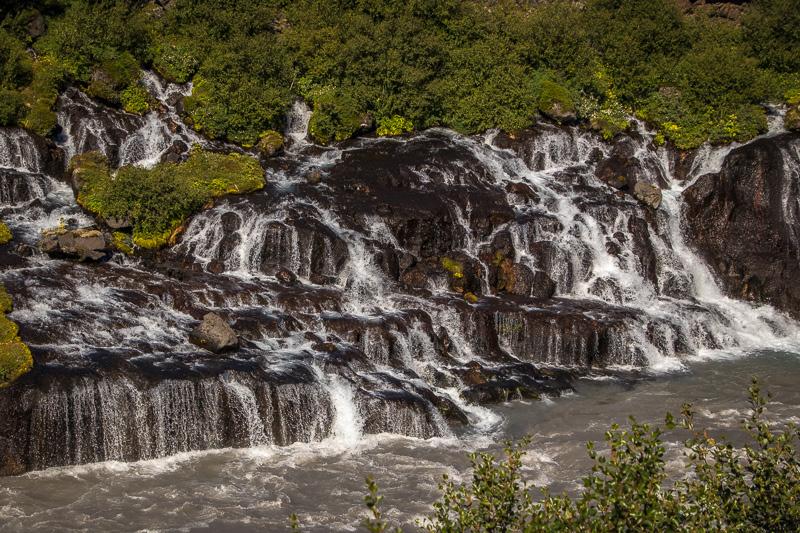July 26 - Hraunfossar Falls, Iceland.jpg