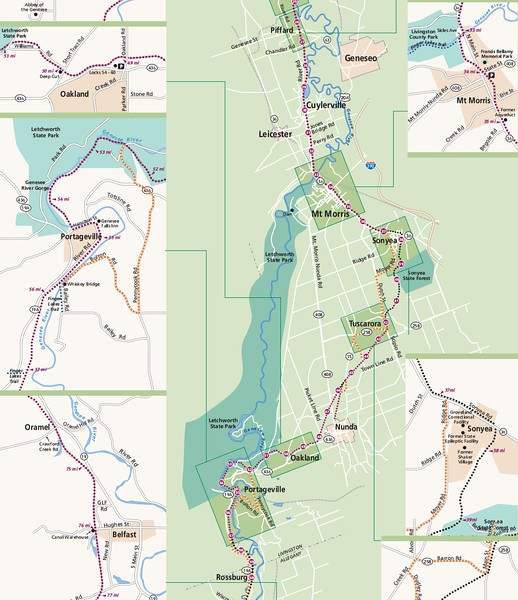 Genesee Valley Greenway State Park (Central Section)