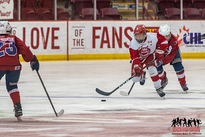 Soo Greyhounds vs North Bay Trappers (03.16.19)