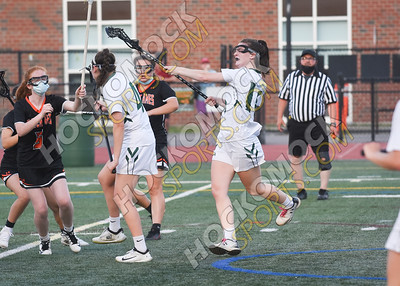 King Philip - Oliver Ames Girls Lacrosse 05-18-21