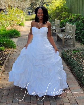 LaShonda Brown Bridal Session