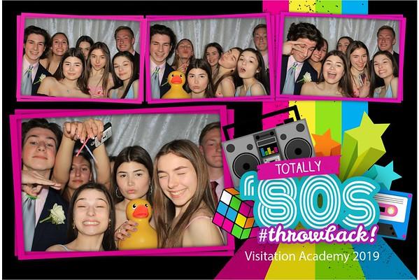 Visitation Academy Dance