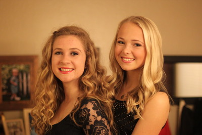 2015-01-10 Emily and Lucy - Winter Formal