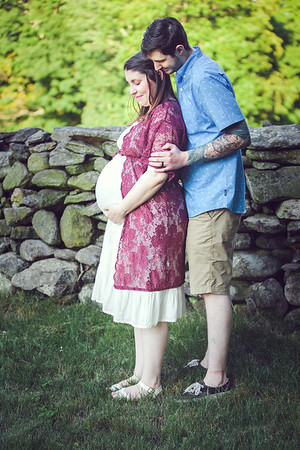 Megan and Michael Maternity Session
