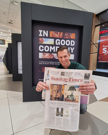 Sunday Times Feature