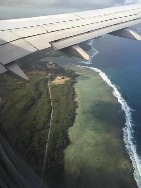 12 Guam Arrival