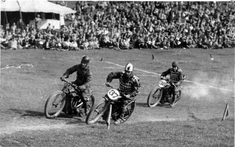 1936 Cannfield Grass Track, Bingley Cree is #38