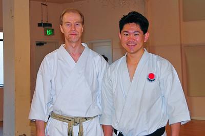 Steve Ubl Sensei Seminar 2008