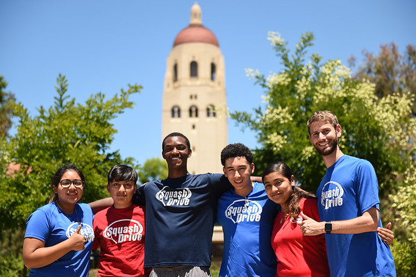 Palo Alto Summer Squad - July 2019 - Stanford University