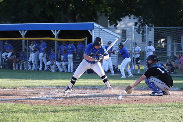 West Lyon baseball at BHRV 7-11-19