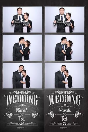 Prints - 3.24.2018 - Sarah & Ted's Wedding
