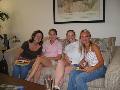 West Roseville Small Group - August 3, 2005