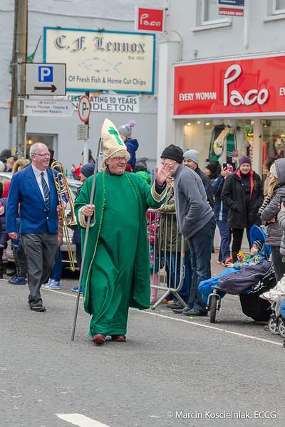 St. Patrick's Day Parade - Midleton
