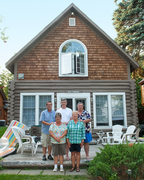 079 Michigan August 2013 - Cabin (Dave,Pam,Dan,Ilene,Mike).jpg