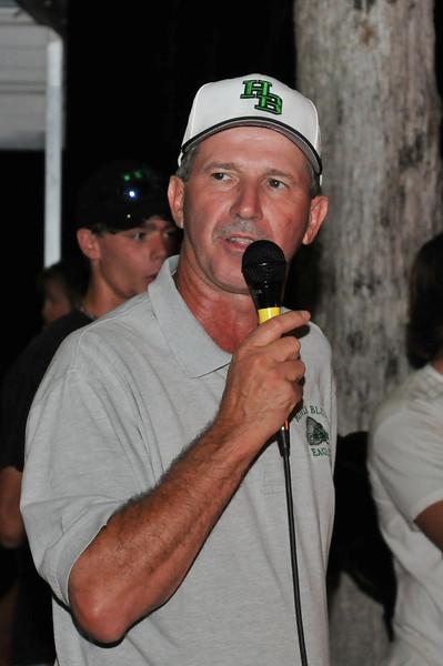 Pep Rally - Bon Fire August 24, 2011