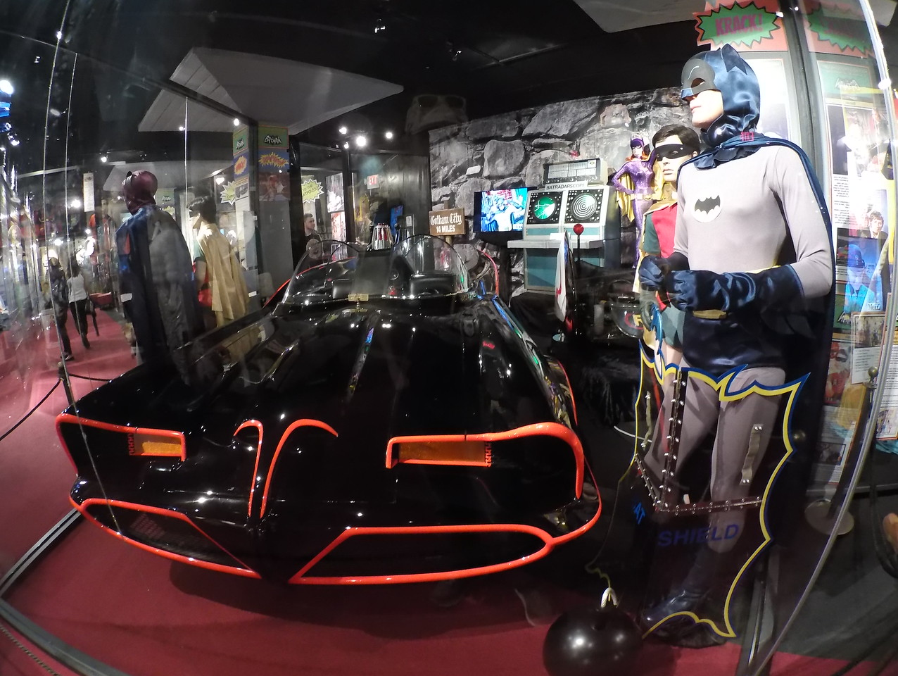 Batman 66 Exhibit