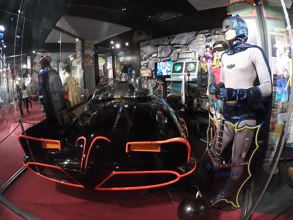Batman 66 Exhibit