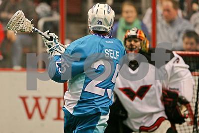 3/3/2012 - Rochester Knighthawks vs. Philadelphia Wings - Wells Fargo Center, Philadelphia, PA