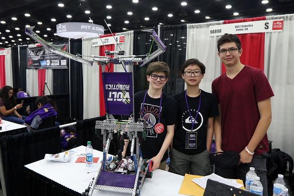 VEX Robotics World Championship - Volt Robotics