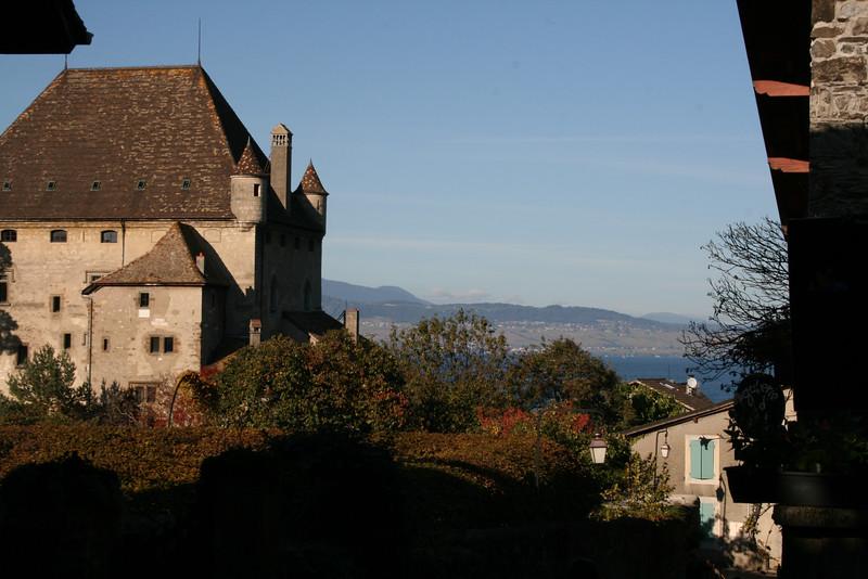 Evoire...Very pretty village