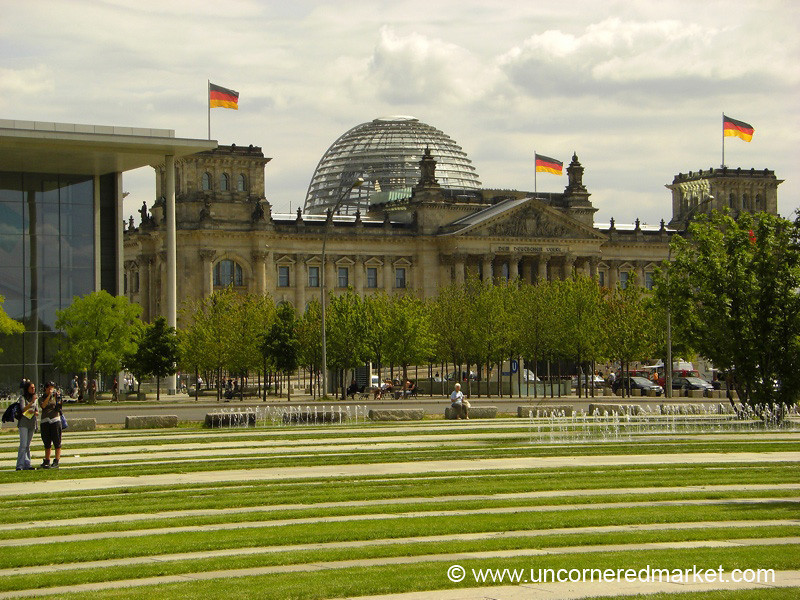 Reichstag Building - Berlin, Germany