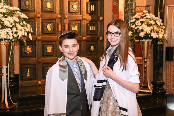 Allison & Alex's B'nai Mitzvah