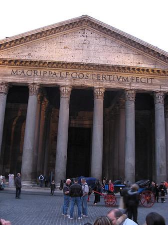 Rome#1: 19&20 March 2007