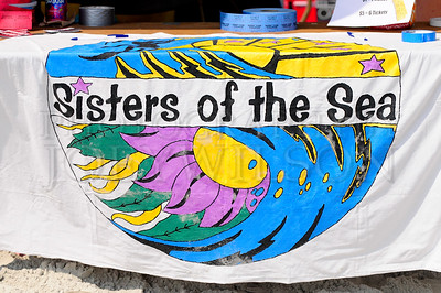 Sisters of the Sea - 2012   Jacksonville Beach Pier 9/8/12