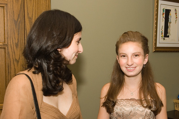 Allie's Bat Mitzvah