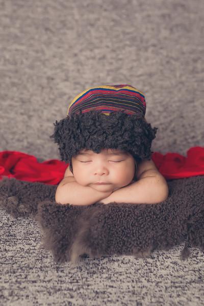 Omar Newborn Session