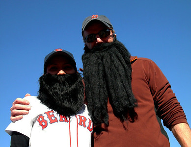 Band of Beards - World Series 2013
