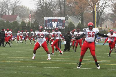 Cougars vs Westfield Nov 14