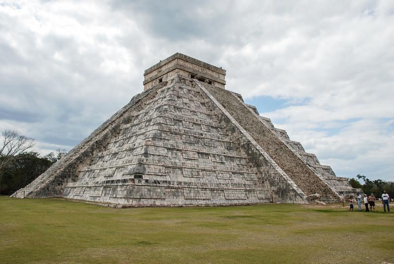 Chichen Itza - El Castillo