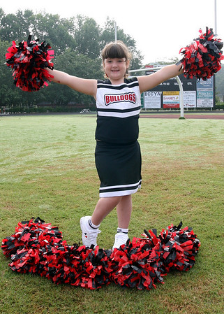 Melissa Bulldogs Fall 2009