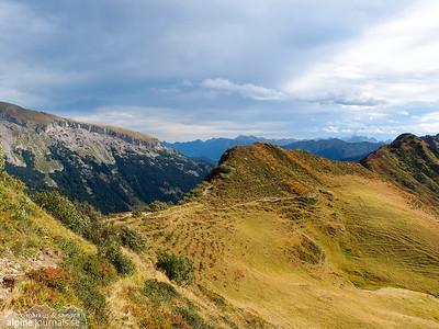 Alps in Autumn