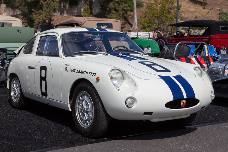 1961 Fiat-Abarth 1000 Bialbero GT Competition Coupe