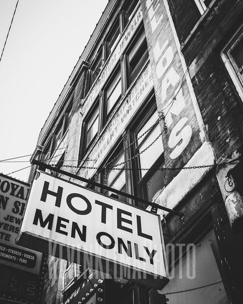 Hotel Men Only