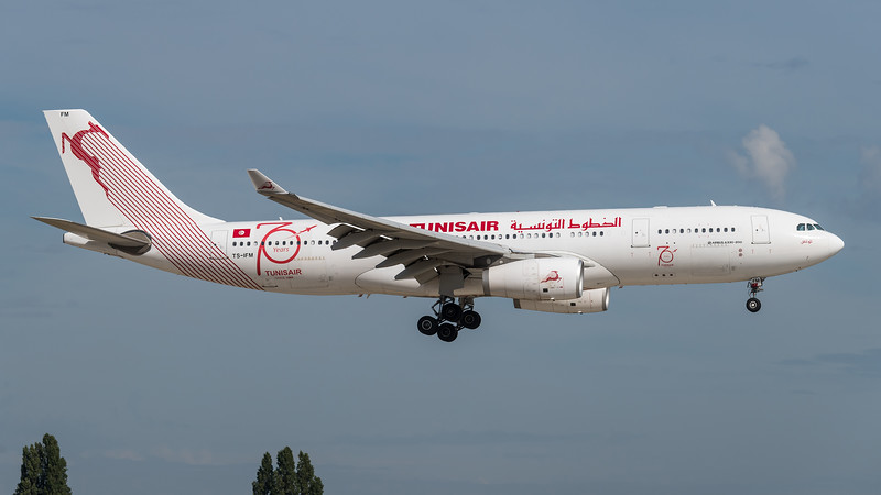 Tunisair / Airbus A330-243 / TS-IFM