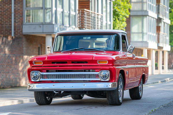 Chevrolet Red 10