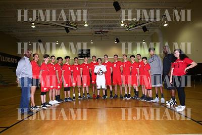 Boys Varsity Volleyball 02-20-19