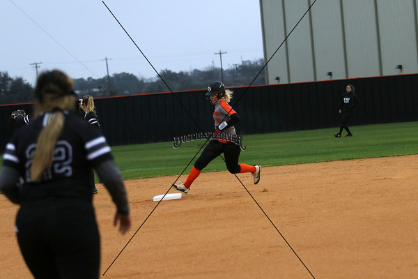 Lady Jackets vs Brady Tournament