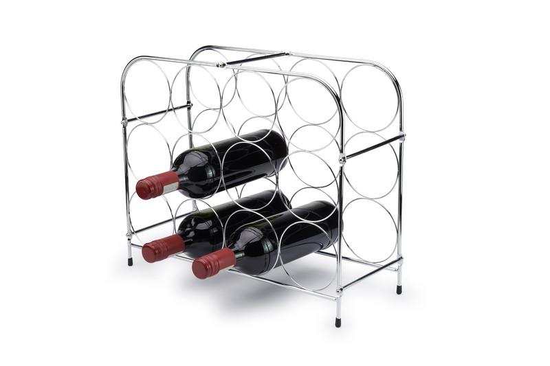 Excellent Houseware 12-bottle Wine Rack