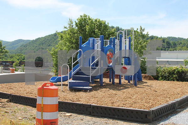 Erwin Skate Park Construction - May 2015