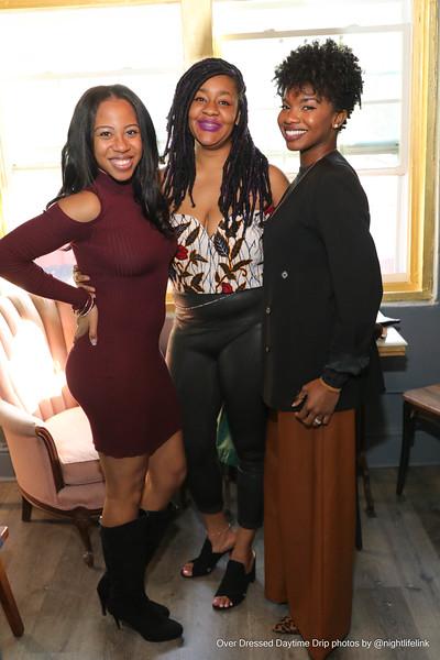 Saturday, March 5, 2021-Atlanta-GA at CC Social House #OverDressed