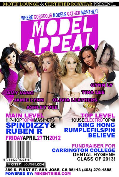 4/27 [Model Appeal@Motif]