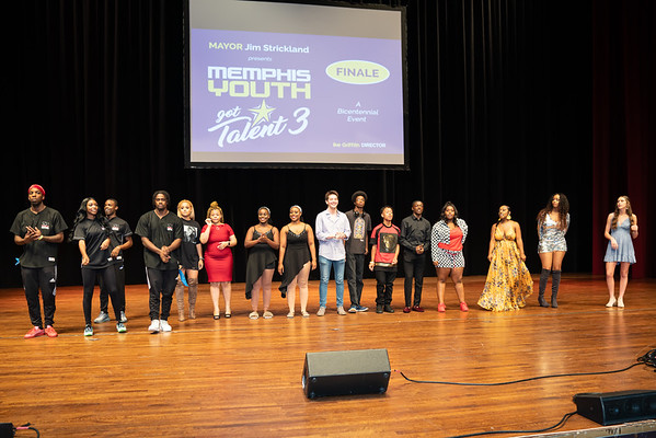 Memphis Youth Got Talent 3