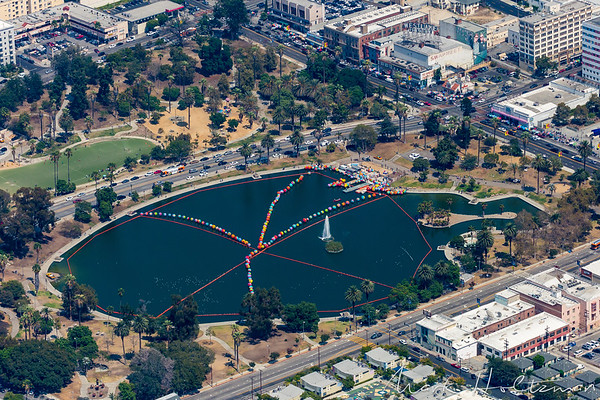 Portraits of Hope: The Spheres at MacArthur Park