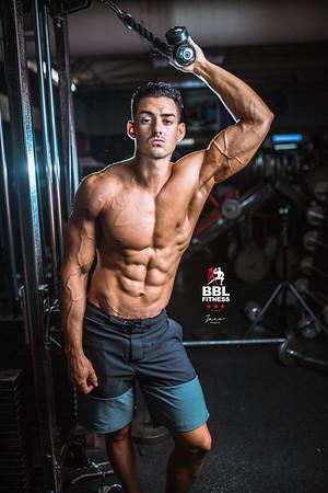 Carlos at Gym